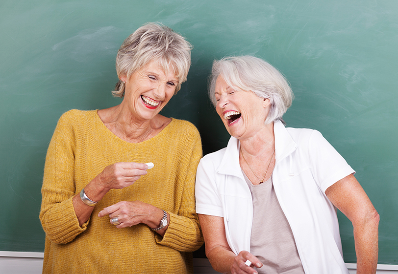 Laughing Teachers